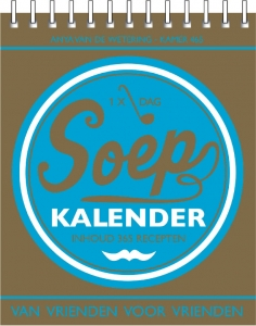 'Soepkalender' Uitgeverij Snor